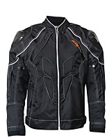 hommes maille veste de protection moto pare-chute vent protection pour motorsport