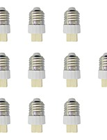 cheap -10Pcs E27 to G9 Quick Bulb Converter Bulb Accessory