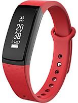 nuovo b13 smart bluetooth sport braccialetto di frequenza cardiaca sondaggio controllo del sonno della pressione del telecomando della