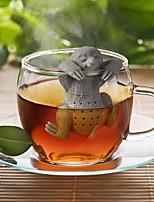 lã de árvore infusor de chá de silicone submarino de ervas filtro de folha solta difusor de filtro ferramentas de especiarias de café