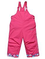 Da ragazza Pantaloni da sci Caldo Asciugatura rapida Antivento Zip impermeabile Indossabile Resistente ai raggi UV Sci Snowboard Sport da