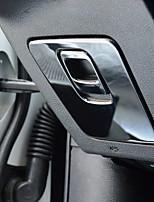 Недорогие -автомобильный Центровые стековые обложки Всё для оформления интерьера авто Назначение Jeep Все года Cherokee Stailess стали