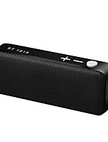 cheap -BY1010 Bluetooth Speaker V3.0 3.5mm AUX USB Bookshelf Speaker Black Gray Wine Light Blue