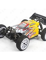 Carro com CR JJRC 16421-V2 2.4G Off Road Car 1:16 Electrico Não Escovado * KM / H