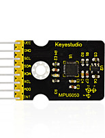 Keyestudio GY-521 MPU6050 3 Axis Gyroscope And Accelerometer Module for Arduino