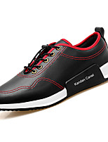 Men's Shoes Fall Comfort Sneakers for Outdoor White Black Red