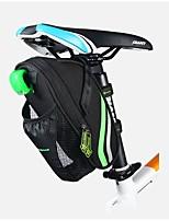 Bolsa para Bicicleta Bolsa para Guardabarro Resistente a la lluvia Fácil de Instalar Bolsa para Bicicleta Nailon Bolsa de Ciclismo