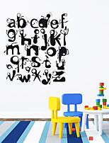 Loisir Stickers muraux Autocollants avion Autocollants muraux décoratifs,Vinyle Décoration d'intérieur Calque Mural For Mur