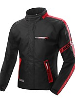 hommes moto veste de protection avec imperméable à l'eau chaud jecket cardigan protecteur gear pour motorsport