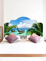 Paysage Stickers muraux Autocollants avion Autocollants photo,Vinyle Matériel Décoration d'intérieur Calque Mural