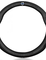Automotive Steering Wheel Covers(Leather)For Volvo All years S40 S60l S80l V40 XC90 XC60