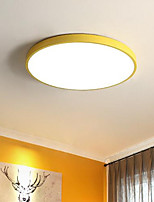 Modern/Contemporary Flush Mount For Living Room Bedroom Kids Room AC 220-240V Bulb Included