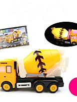 cheap -LED Lighting Construction Vehicle Toys Other Holiday Vehicles Birthday Lighting Music Electric New Design Kids Pieces