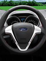 billige -Til Bilen Ratovertræk til din bil(Læder)Til Ford 2013 2014 2015 2016 2017 Mondeo Edge