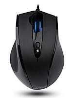 a4tech n-810fx проводной офисный мышь usb 5 клавиш 1000 точек на дюйм с кабелем 150 см