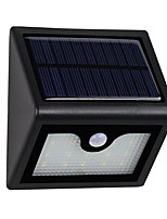 1PCS Super Bright 16leds Waterproof Solar Powered Light PIR Motion Sensor Outdoor Garden Patio Path Wall Mount Fence Security Lamp