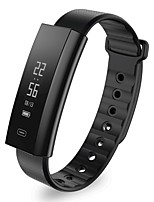 zeblaze® arco sangue ossigeno intelligente bracciale heart rate monitor salute rapporto braccialetto fitness ip67 per android e ios