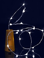 cheap -BRELONG 1.5M 15LED Wine Bottle Copper String Lights For Christmas Wedding Party  Decorations
