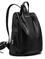 Women Bags PU Backpack Zipper for Casual All Season Blue Black Red Light Grey