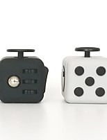 Fidget Toys Fidget Cube Toys Square Office/Business Minimalist 1 Pieces Kids Adults' Gift