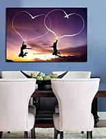 Ensembles de Toile Classique,Un Panneau Toile Imprimé Décoration murale For Décoration d'intérieur