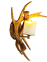 Ambient Light Wall Sconces 40 E14 Rustic/Lodge Retro/Vintage Country Traditional/Classic For