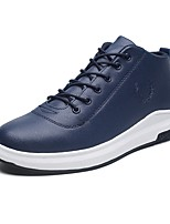 Men's Shoes Comfort Sneakers Running Shoes for Athletic Casual Black Red Blue