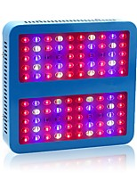 200W LED Grow Lights 100 High Power LED 200-2300 lm Warm White UV (Blacklight) Red Blue AC85-265 V 1 pcs