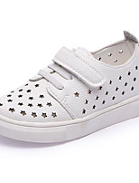 cheap -Boys' Shoes Leatherette Spring Fall Comfort Sneakers For Casual Black White