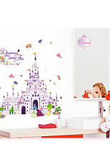Romance Wall Stickers Plane Wall Stickers Decorative Wall Stickers,Vinyl Material Home Decoration Wall Decal