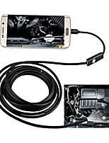 8mm Lens USB Camera Endoscope 10M Cable Inspection Borescope Waterproof IP67 Night Video Snake Cam for Android PC