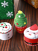 Party/ Evening Christmas Party Favors & Gifts-Practical Favors Gifts Padded Fabric Holiday Wedding Family