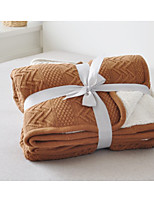 cheap -Other Accessories Solid Pure Cotton Blankets