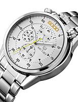 MEGIR Муж. Повседневные часы Модные часы Нарядные часы Наручные часы Кварцевый сплав Группа На каждый день Cool