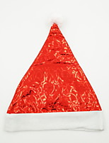 Hot Stamping Christmas Hat Christmas Ornament