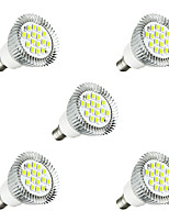 cheap -5pcs 5W E14 LED Spotlight ST58 16 leds SMD 5630 LED Lights White 380lm 3000-3500/6000-6500K AC 85-265V