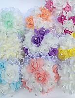 fleurs de mariage bouquets mariage mousse 9.06 (approx.23cm) accessoires de mariage