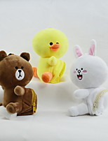 cheap -Stuffed Toys Toys Rabbit Chicken Duck Bear Wedding Birthday Animals Decorative Rabbit Chicken & Chick Duck Wedding Animal Teddy Bear Kids