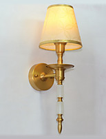 Wall Light Wall Sconces 40W 220V E14 Rustic/Lodge Country