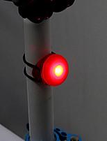 Rear Bike Light LED Cycling Easy Carrying CR2032 Lumens Button battery Cycling/Bike