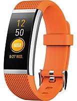 nuevo ajuste hr2 smart bluetooth pulsera reloj deportes a prueba de agua frecuencia cardíaca sueño monitoreo información llamada