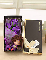 Mariage Faveurs et cadeaux de fête-Cadeaux Bain & Savon Matériaux Mixes Vacances Romance Fantastique Mode Mariage