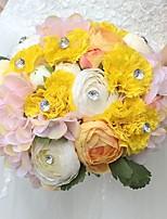casamento flores bouquets casamento seda 8,66 (aproximadamente 22 cm) acessórios de casamento