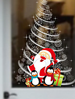 Christmas Wall Stickers Landing gear Decorative Wall Stickers,Bonded Material Home Decoration Wall Decal