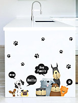 Animals Cartoon Wall Stickers Plane Wall Stickers Decorative Wall Stickers,Vinyl Home Decoration Wall Decal For Wall