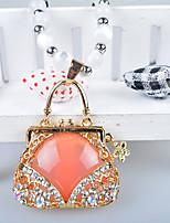 Жен. Ожерелья с подвесками Стразы Резина Сплав европейский Cool Мода Бижутерия Назначение Повседневные