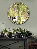 preiswerte -Botanisch Tier Darstellung Wandkunst,PVC Stoff Mit Feld For Haus Dekoration Rand Kunst Wohnzimmer Küche Esszimmer Schlafzimmer Büro