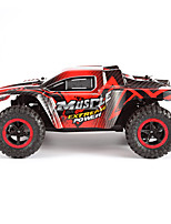 cheap -RC Car SYMA MM2612 4 Channel 2.4G Off Road Car 1:16 Brush Electric 20 KM/H