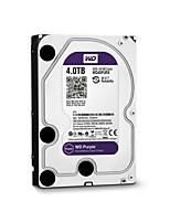 economico -western digital wd® wd40purx 4tb (cache intellipower 64mb) drive viola disco rigido di sorveglianza hdd da 3,5 pollici per cctv nvr