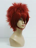 cheap -Cosplay Wigs Reborn! Enma Kozato Anime Cosplay Wigs 35 CM Heat Resistant Fiber Unisex